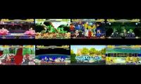 you tube multiplier Party Part 1 32v32 Patch MUGEN 1.0 Battle!!!