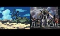 MOBILE SUIT GORGDAM WING