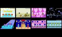 All Rhythm Tengoku remixes played at once