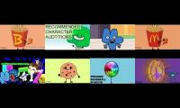 BFDI Auditions Octoparison