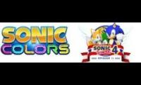 Sonic Generations and Sonic 06 Mashup