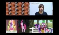 【My Masuo Little Hajime zone】My Little Pony x MasuoTV x はじめしゃちょー(hajime)
