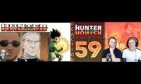 SOS Bros React - HunterxHunter Episode 59
