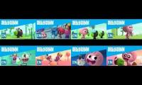 Every jelly jamm 8 episodes at once Part 1