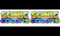 Sonic Colors: Tropical Resort Mashup