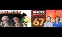 Semblance of Sanity HxH Reaction (Ep 67)