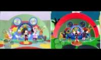 Mickey Mouse Clubhouse Hot Dog Song Speed Up Reversed And G Major
