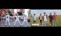 On The Town - New York, New York  // One Direction - Live While We're Young