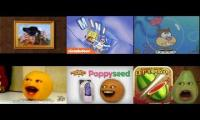 Up To Faster Spongebob Vs. Annoying Orange