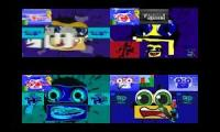 Klasky Csupo Sparta Gamma Remix Side-by-Side
