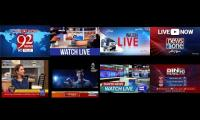 Pakistani News Channels LIVE on Youtube - Samaa GEO, DIN, DUNYA 92
