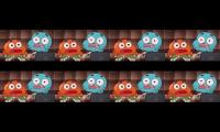 The Amazing World of Gumball - 2nd Voice Change