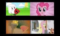 Inanimate Insanity vs My Little Pony