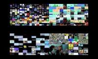 a lot of videos played at once 2
