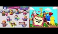 Fisher-Price: Ready for School: Toddler & Preschool