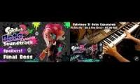 Fly Octo Fly ~ Ebb & Flow - Piano Mashup