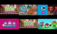 Cartoon Network: Gumball's Couch Party & Too Many Unikitties