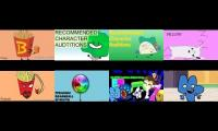 8 Bfdi Auditions Played At Once