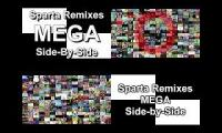Sparta Remixes GIGAparison
