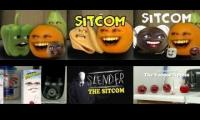 All the annoying orange sitcom Episodes At the Same Time