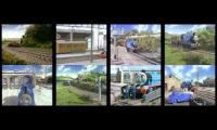 Another 8 Thomas season 1 episodes played at once
