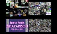 EARRIP WARNING TOO MANY MUCH EXA MORE SPARTA REMIXES EXA!!!!!