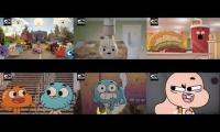 The World & The Finale | The Amazing World of Gumball | Cartoon Network