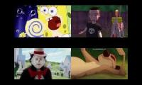 4 Films in 1 Minute Quadparison 1