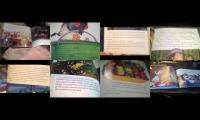 Zachary Donaldson's 8 Disney Read Along Storybooks Played At The Same Time