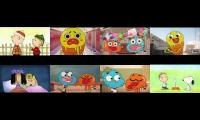 The Amazing World of Gumball: The Kids vs The Fan