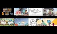 The Amazing World of Gumball - The Ollie/The Copycats/The Outside Previews