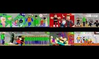 8 PGHLegoFILMS's Videos At The Same Time