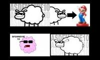 asdfmovie10 quadparison