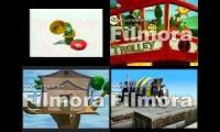 YouTube   VeggieTales: Theme Song [MIXED IN] (Instrumental 2001 2004 2007 & Rare 1993)