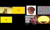 shortest videos on youtube