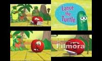 Lance the turtle All Versions