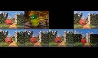all Veggie tales on tv episodes At the same time part 1