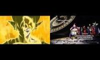 Dragon Ball Z Frieza Saga and Super Limit Break X Survivor