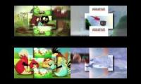 Angry Birds Scan Quadparison Trailers