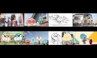 The Amazing World of Gumball: The Ollie/The Copycats/The Outside
