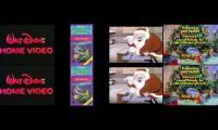 Disney Sing Along Songs Very Merry Christmas Songs 1988 Vhs.Disney Sing Along Songs You Can Fly Very Merry Christmas