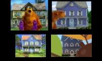 Bear In The Big Blue House Quadparison Theme SOng