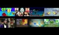 8 spongebob YTP'S at once
