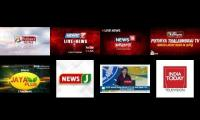 Tamil News Channels From  TamilNadu