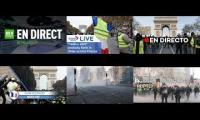 France Live Stream (Yellow Vests)