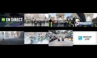 Thumbnail of France Live Stream (Yellow Vests)