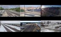 Virtual Railfan West Cams