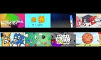 Every other episode of the whole BFDI series played at once