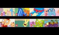 8 Happy Tree Friends