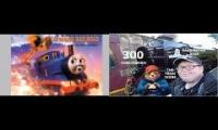 paddington 2 train chase scene with TATMR music